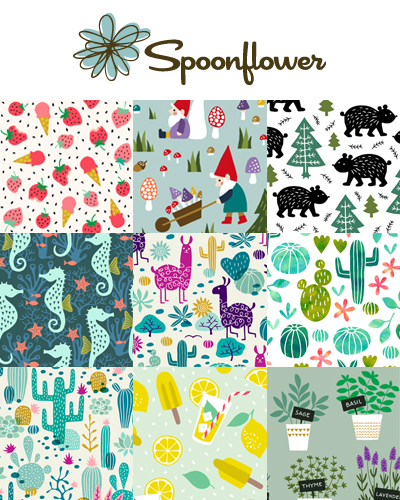 Heleen van den Thillart at Spoonflower